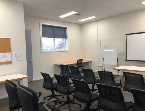New Training Room added at Maitland Serviced Offices