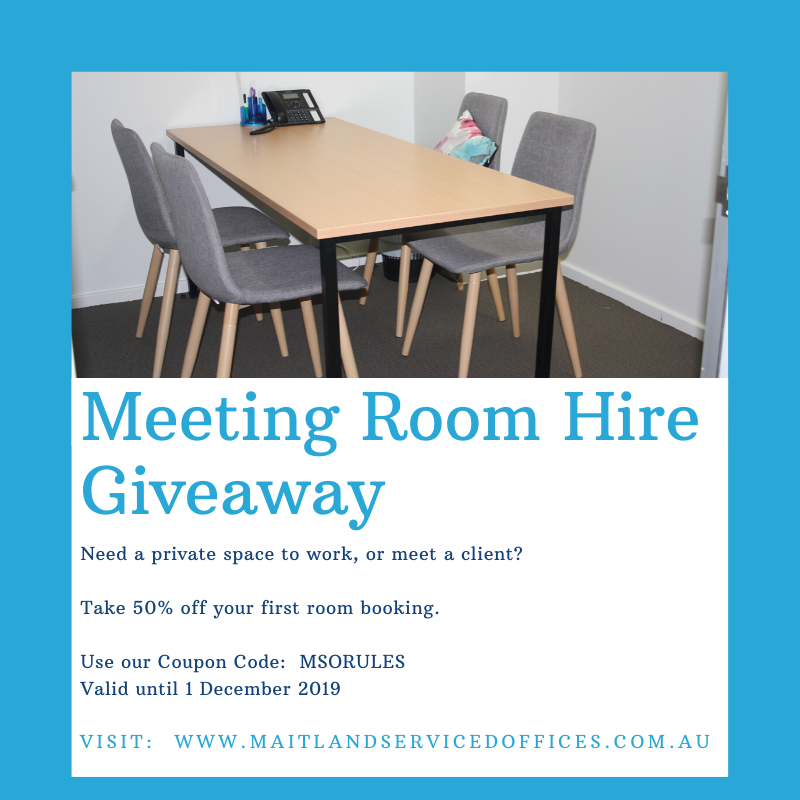 Meeting Room Promo