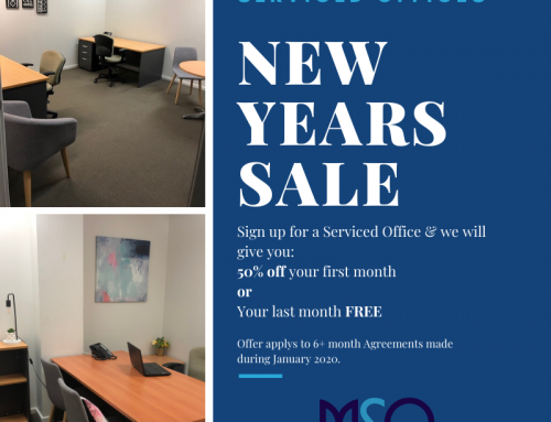 New Year Sale!  Sign Up for a Serviced Office
