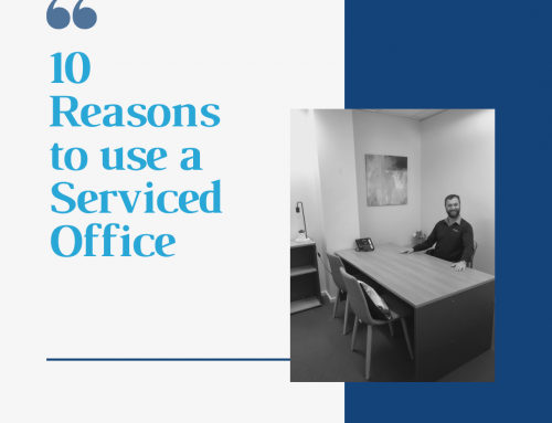 10 Reasons to Use a Serviced office